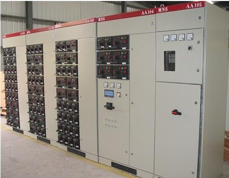 MNS抽出式低压柜