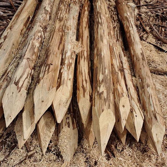 景观木桩价格