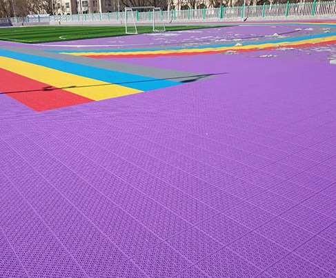 应用幼儿园悬浮地板的优点