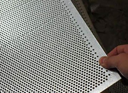 不锈钢冲孔网在拉伸时有哪些保护措施