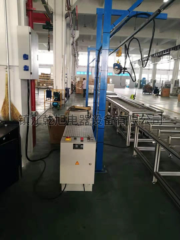 易拓工厂设备