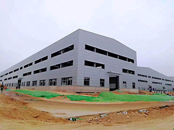 山西钢结构厂房案例展示