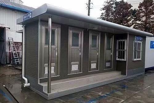 内蒙古移动厕所-岗亭-警务室-日硕科技有限公司-呼市移动卫生间厂家