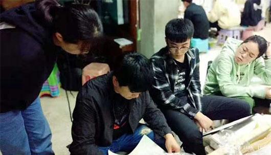 郑州画室小班化教学