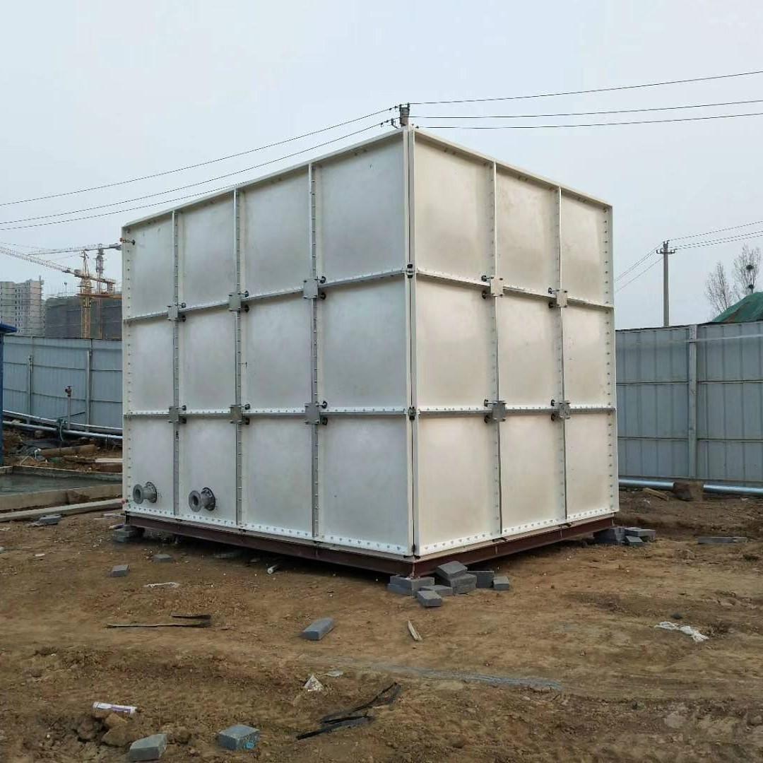 河北玻璃钢消防保温水箱厂家