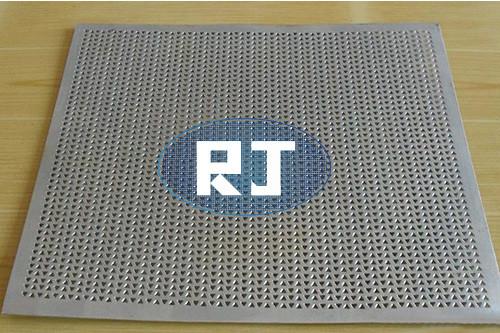 不锈钢板冲孔板能够变更颜色吗?