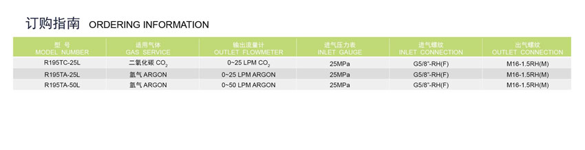 R195T系列流量计式双级减压器的设置要求