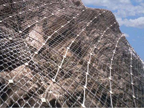 柔性防护网的分类及其特点