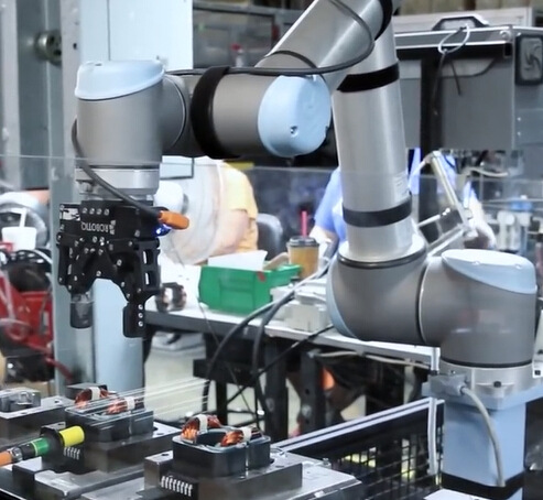 工业机器人分为几大类型