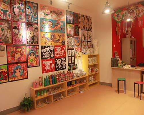 美术培训加盟市场如何?空间大吗