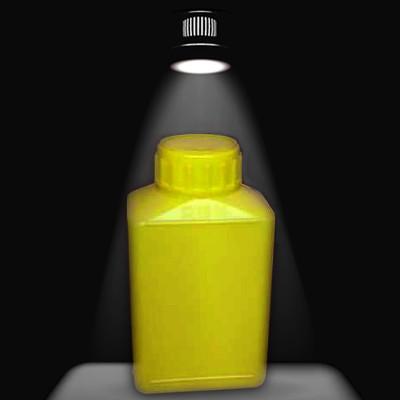长方形塑料农药瓶