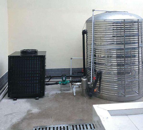 选择空气能热水器的五大原因