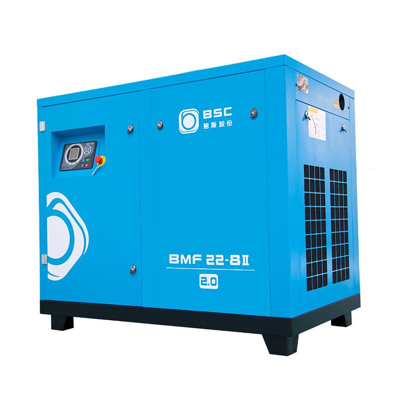 两级压缩螺杆式空压机高温的检修