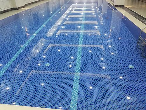 泳池设备对少年儿童的必要性