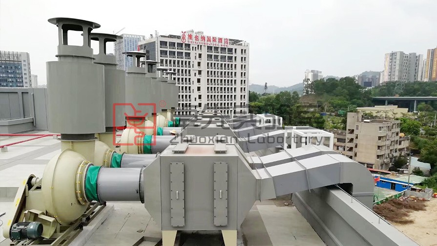 實驗室通排風系統