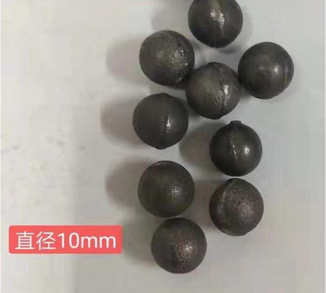 钢球大小对球磨机有什么影响