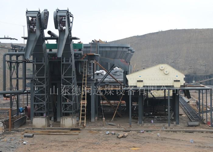 德润选煤谈选煤设备之中煤胶带运输机安全技术