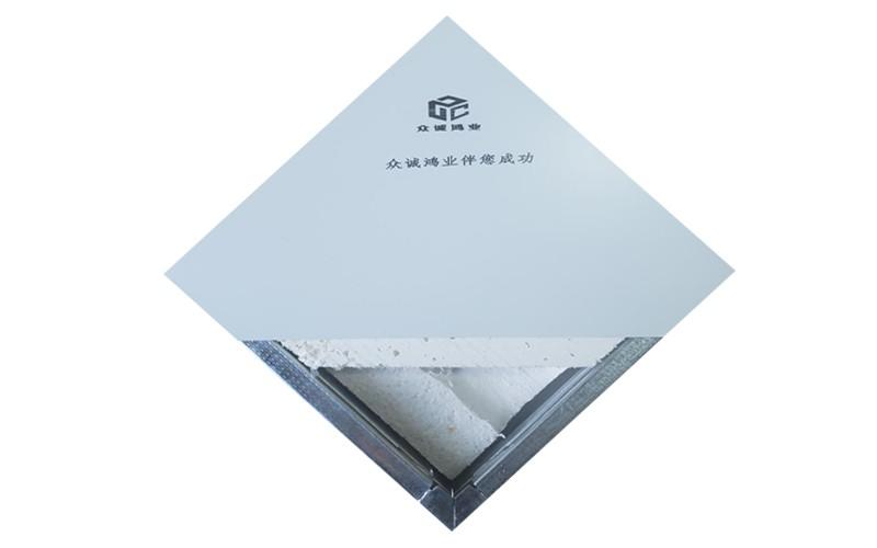 手工硫氧镁净化板