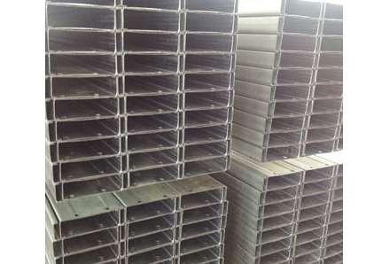 鍍鋅C型鋼的厚壁質量如何控製