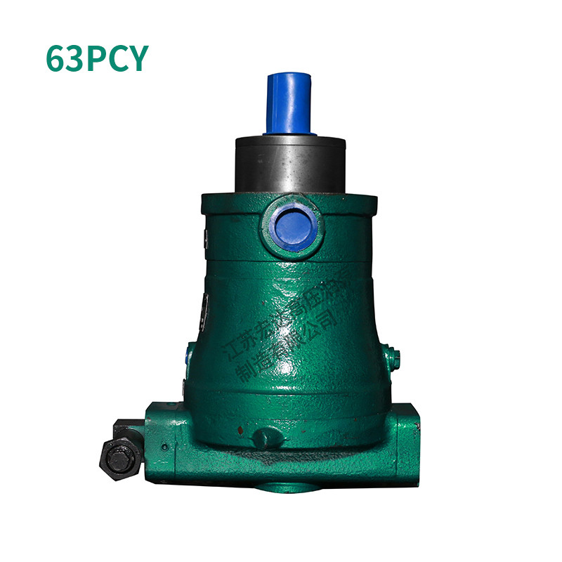 柱塞泵的运用压力
