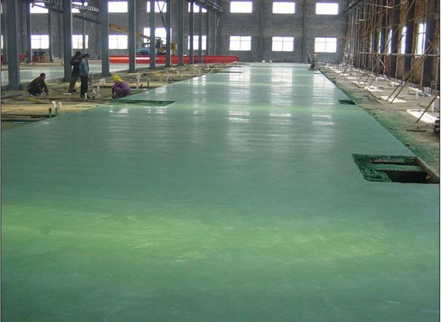 安庆环氧地坪为什么要做防水层 怎么做