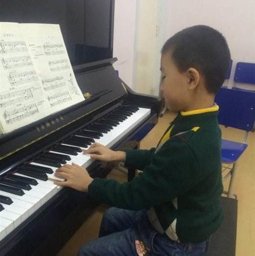 海口钢琴教学