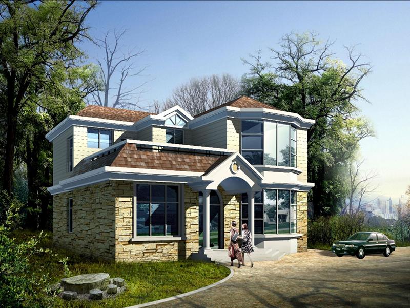 目前四川易通人和建设公司设计的轻钢别墅房市场怎样