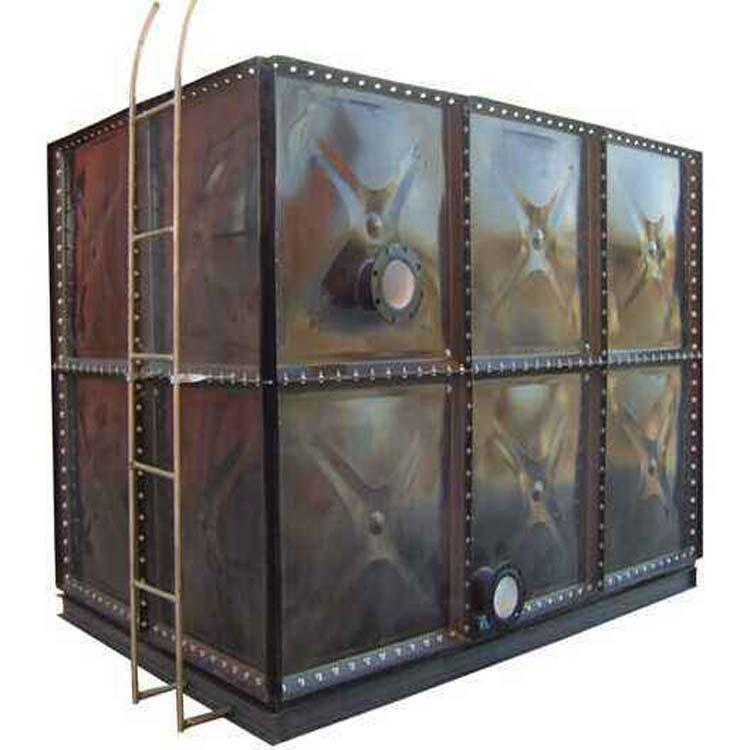 搪瓷消防水箱