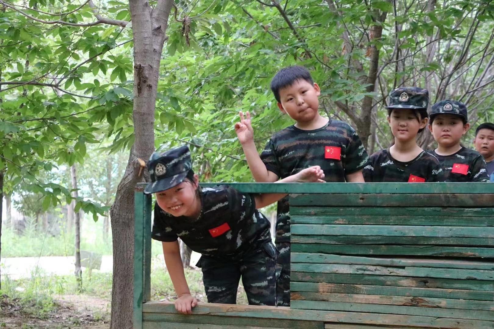 军刃夏令营&丛林战场小勇士