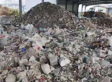 垃圾处理焚烧飞灰处理处置的发展