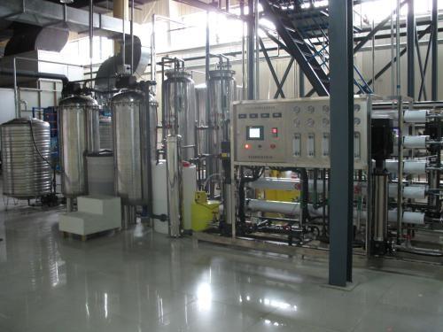 怎样正确清理锅炉软化水设备盐箱