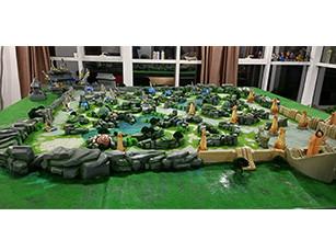 模型沙盘雕塑