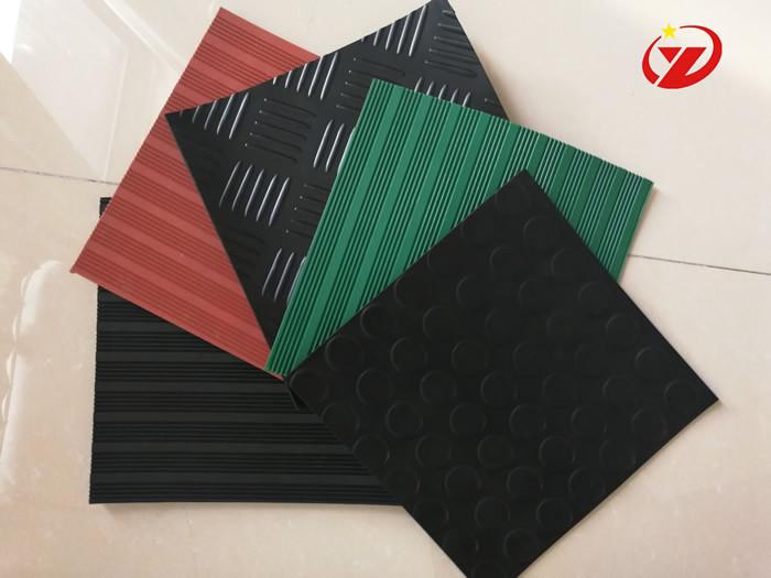 绝缘橡胶垫厂家剖析选购配电室绝缘皮垫划算的有哪些难题