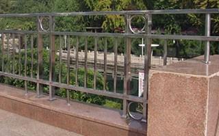 公園不銹鋼欄桿