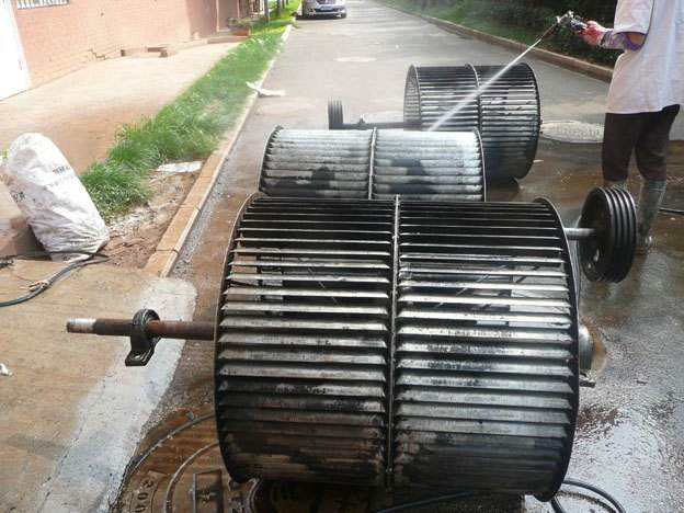餐饮场所厨房及排烟管道火灾成因及灭火方法