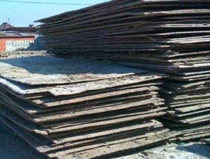 钢板出租在施工工地的优越性