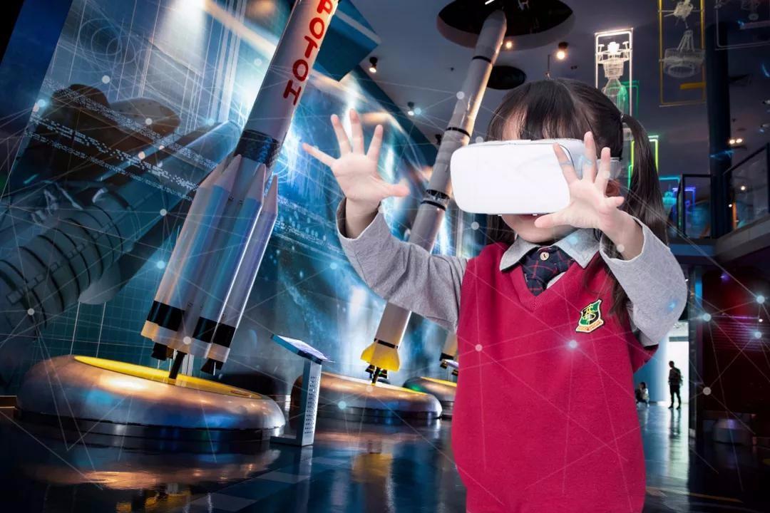 智慧科技数字展厅创意概念设计理念