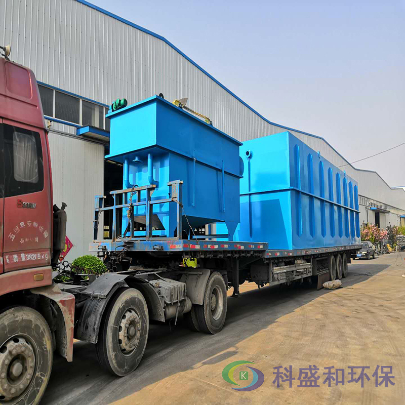 一体化处理设备是常用污水设备