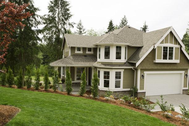 轻钢别墅更便于建造,不受土地性质的限制