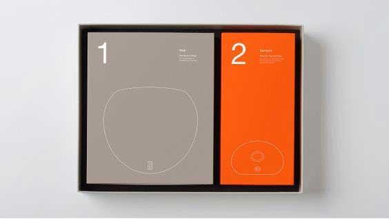 wally HOME智能设备包装盒