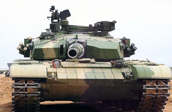 中国现役主战坦克简介