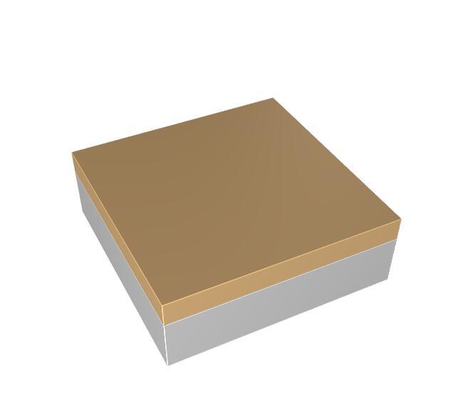 常规箱式盒