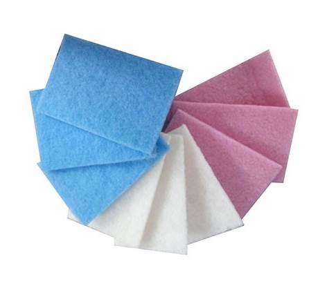 百洁布使用完后出现二次污染的原因