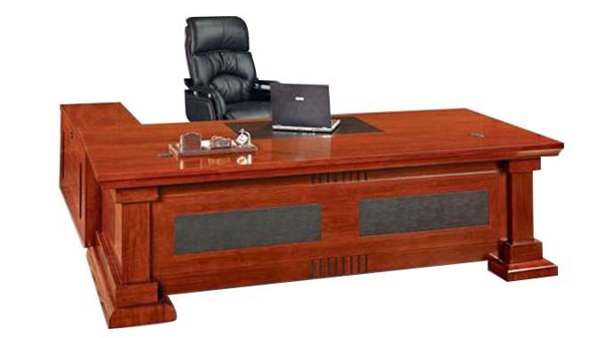 油漆班台老板桌