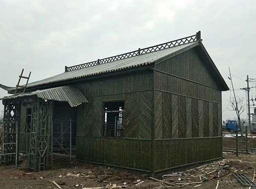 竹房子建筑设计的新理念
