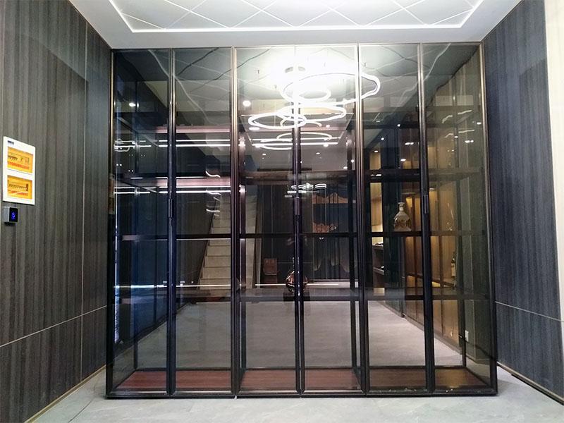 透明玻璃衣柜保養小竅門
