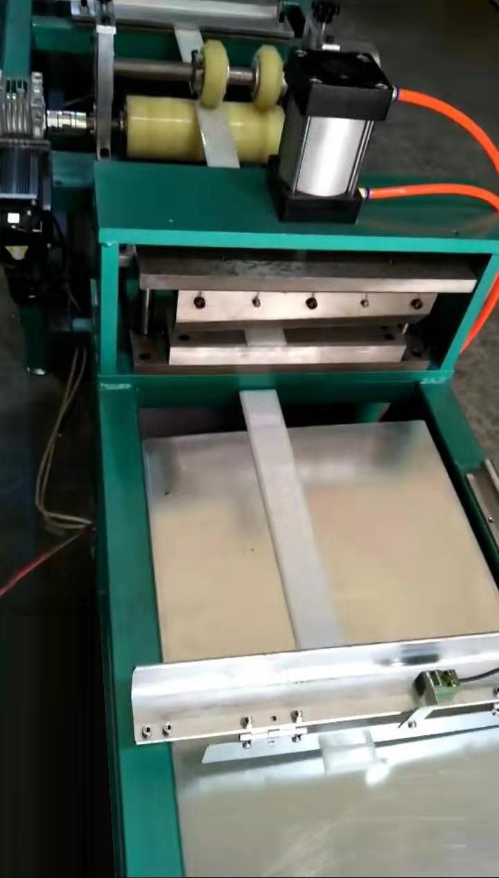 全自动聚脂套管成型机