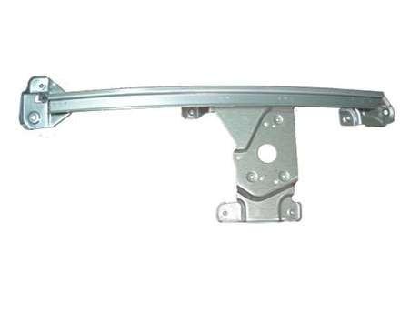 汽车玻璃升降器导轨的保养方法