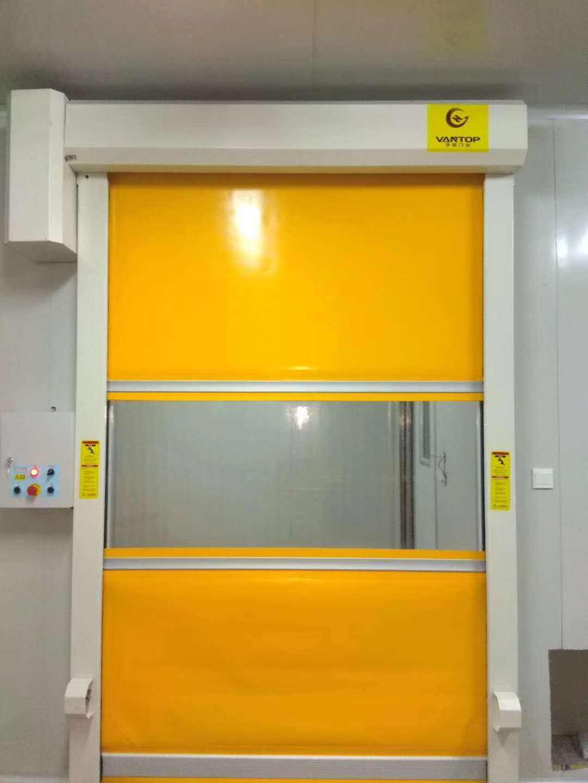 快速卷帘门的用途是什么?