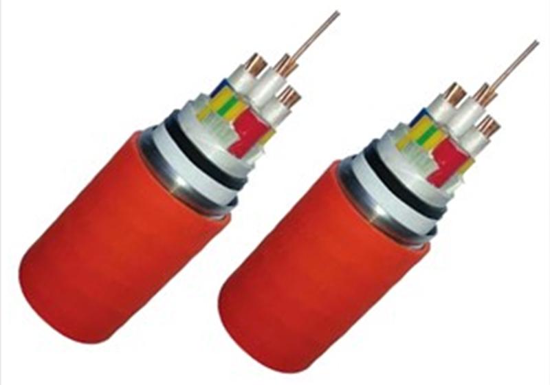 BTLY聚乙烯外護套柔性無機礦物絕緣防火電纜